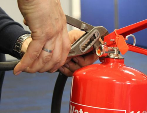 ¿Que es retimbrar un extintor o retimbrado de extintores?