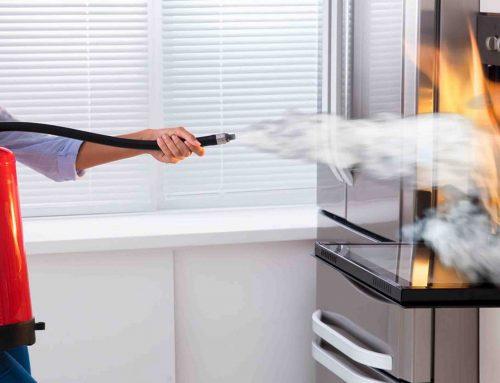 El Extintor en Casa